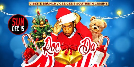 """Vibes & Brunch """"Ugly Sweater Brunch & Toy Drive"""""""