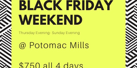 Black Friday @ Potomac Mills tickets