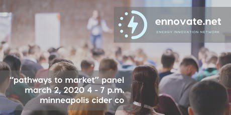 ennovate.net: energy innovation network - march 2020 tickets