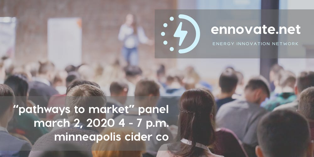 Minneapolis Events March 2020.Ennovate Net Energy Innovation Network March 2020
