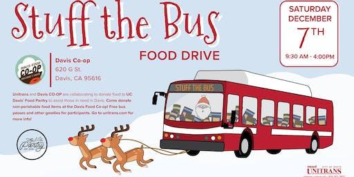Stuff the Bus - Food Drive