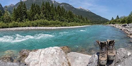 Trekkingtour Lechweg (6 Trekkingtage) vom Formarinsee - Füssen 15.-22.08.2020 tickets