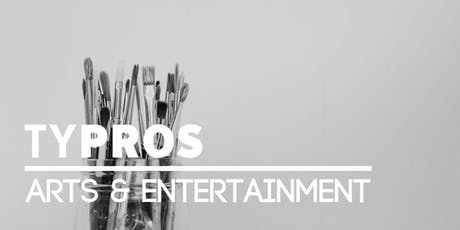TYPROS Arts & Entertainment: Holiday Happy Hour tickets