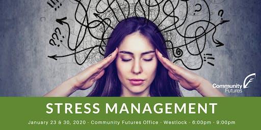 Stress Management - Westlock