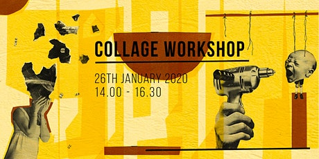 Analogue Collage Workshop Cologne Tickets