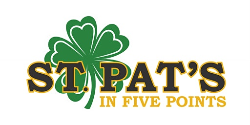 St. Pat's in Five Points 2020