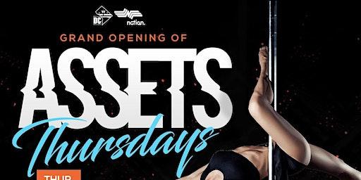 ASSETS THURSDAYS || All New Latin Night
