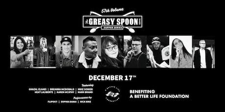 Greasy Spoon Diner Vol 57 featuring Mark Brand and Friends tickets