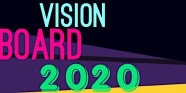 Book Club Vision Board 2020