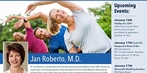Dr. Jan Roberto El Dorado Hills Partner