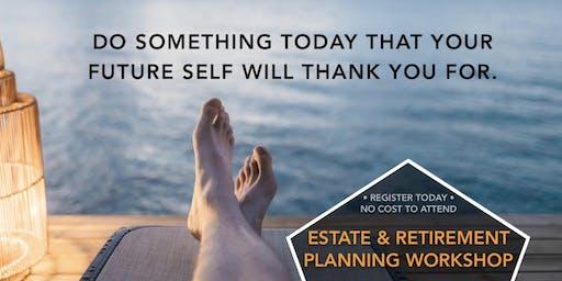 Logan: Free Estate & Retirement Planning Workshop