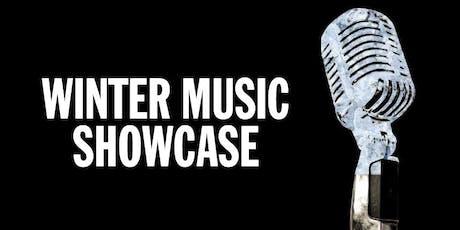 Winter Music Showcase tickets