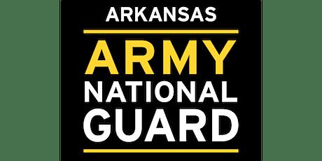 "Arkansas Army National Guard - ""Guard Experience"" tickets"