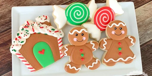 Kids Christmas Cookie Class
