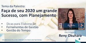 Café da Manhã de Negócios + Palestra: Faça de seu 2020...