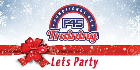F45 Holiday Party tickets