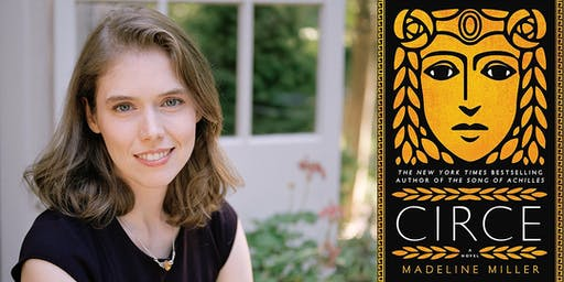 One Book, One Community visit with Madeline Miller, author of Circe