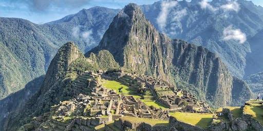 A Taste of Peru & Ecuador