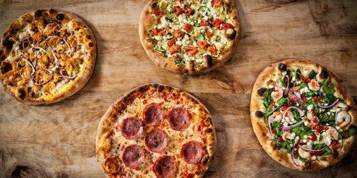 Jingle & Mingle Pizza Luncheon