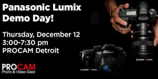 Lumix Demo Day