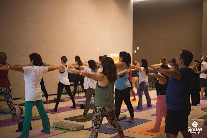 Imagem do evento III Yoga Festival de Campos