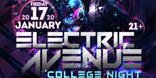 Electric Avenue: College Night