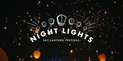 Night Lights: Sky Lantern Festival - Stateline Speedway
