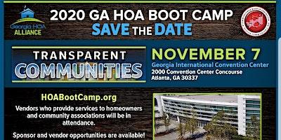 2020 Georgia HOA Boot Camp