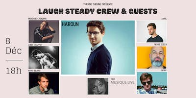 Laugh Steady Crew - Stand up & live music
