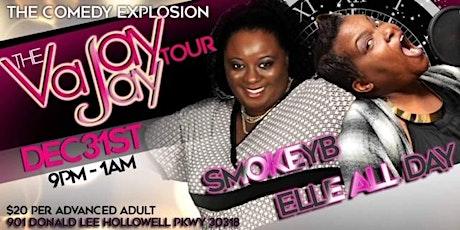 THE VA-JAY-JAY TOUR tickets