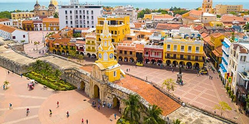 Cartagena Colombia Sightseeing Tour