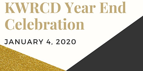 KWRCD 2019 Awards Ceremony tickets