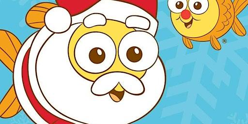 Swim with Santa!