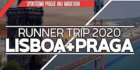 Runner Trip 2020 | 21k Lisboa + 21k Praga bilhetes