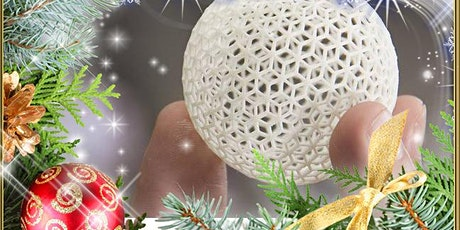 3D Printing: Ornaments tickets
