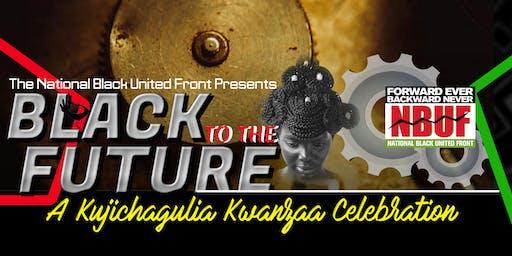 NBUF Kujichagulia Kwanzaa Celebration 2019