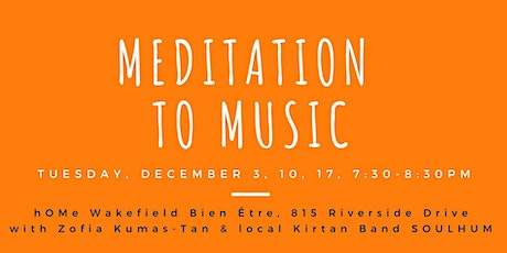 Kirtan with SoulHum tickets