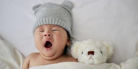 Atelier Sommeil de bébé 0-12 mois billets