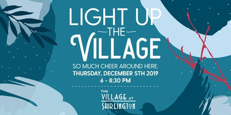 Light Up The Village tickets