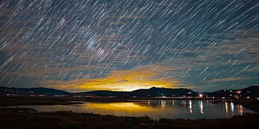 Astrophotography at Palomar Mountain, CA: Capturing Orion and Star Trails with Stan Moniz