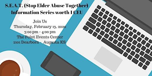Elder Justice Information Series