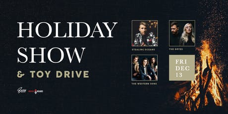 Holiday Show & Toy Drive tickets