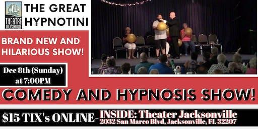 The Great Hypnotini - Comedy Hypnotist Show