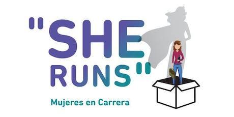 """OBRA DE TEATRO - """"SHE RUNS, Mujeres en Carrera"""" - NATURGY entradas"""