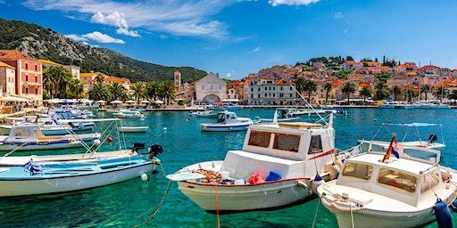Tastes of Croatia and the Mediterannean FriYay!