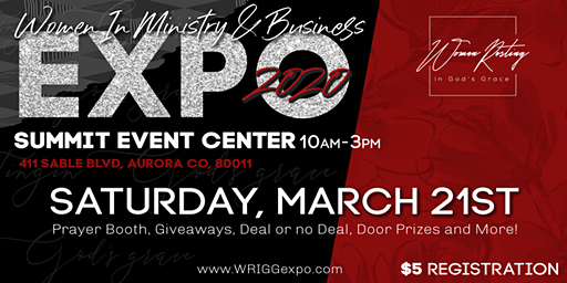 Women in Ministry & Business EXPO 2020