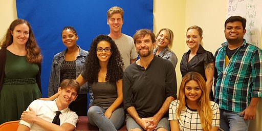 5 week Intro to Acting Class- develop your craft, creativity & confidence!