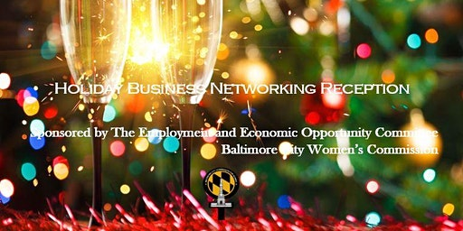 Holiday Business Networking Reception