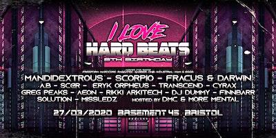 I Love Hard Beats: 8th Birthday