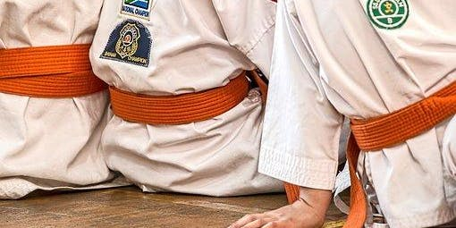Session 3; 2019-20 Karate with Andrew Moores; K-4 Tuesday's